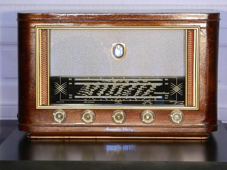 General radio 1